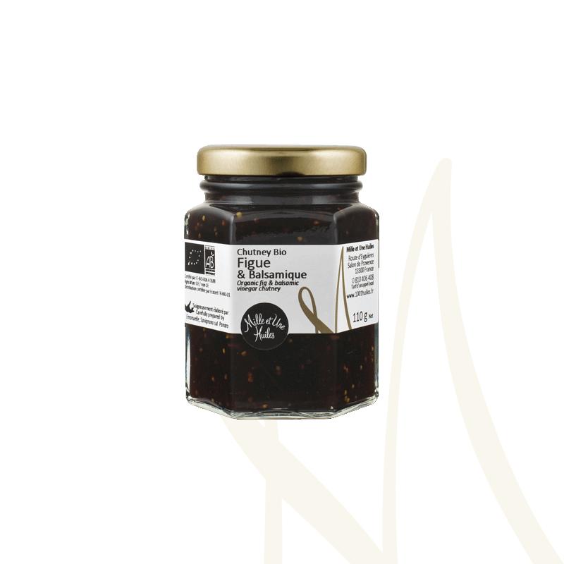 いちじくとバルサミコ酢のチャツネ 100g
